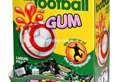 Fini Football Bubblegum