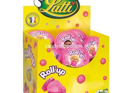 Lutti Roll Up Fruit
