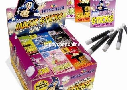 Magic Sticks Chewing Gum