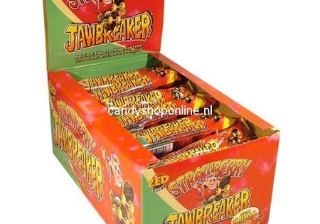 Jawbreaker Strawberry 5pck