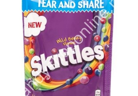 Skittles Bag Wildberry 174gr.