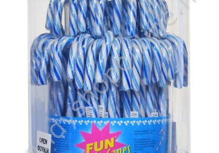 Vanestra Candy Canes Blauw/Wit