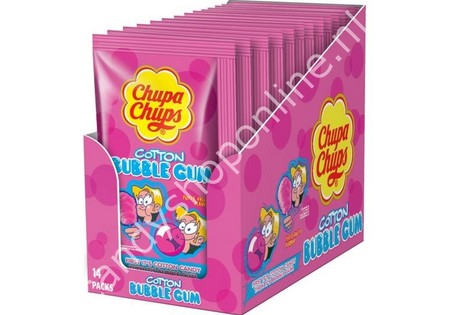 Chupa Cotton Bubble Gum