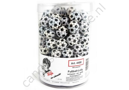 Kufa Voetbal Lolly