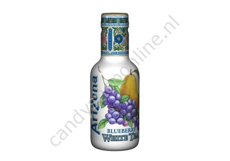 Arizona White Tea Blueberry