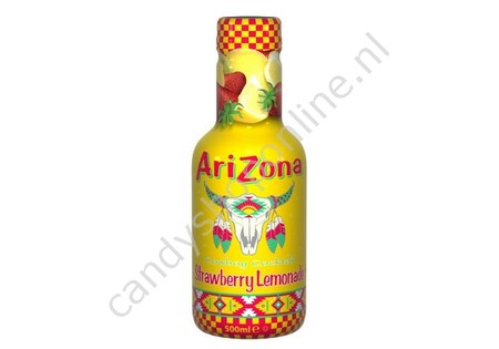 Arizona Strawberry Lemonade