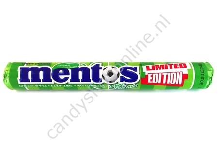 Mentos Green Fruit Mix