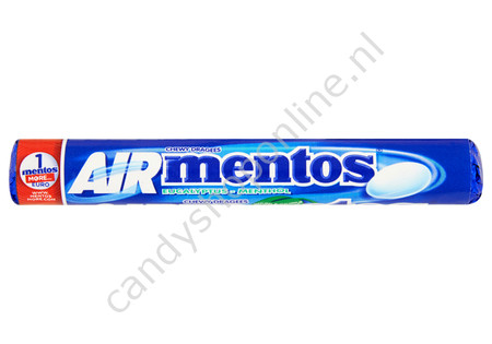 Mentos Air Action 5pck