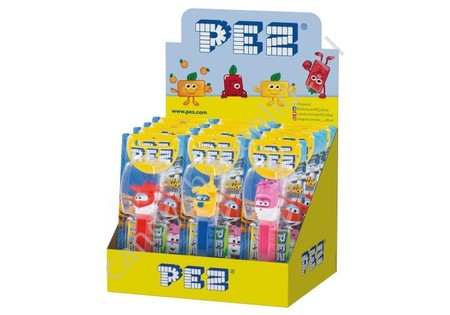 Pez Blister Super Wings