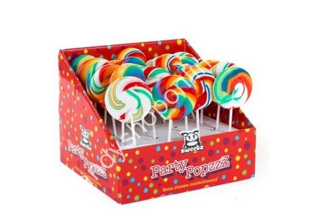 HollandF Psychy Lolly Pops Ø50mm.