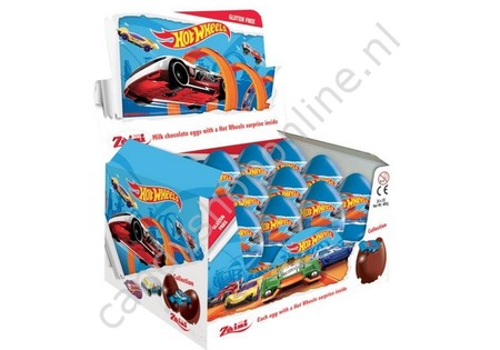 Surprise Choco Egg Hot Wheels