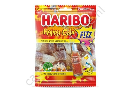 Haribo Happy Cola Fizz