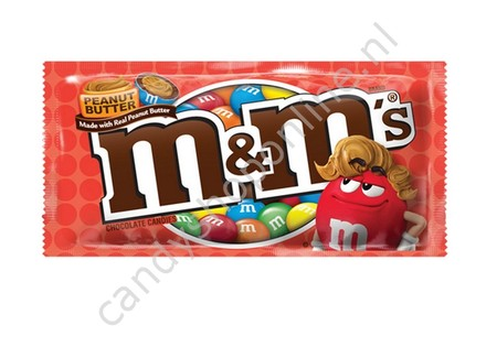 M&M's Peanut Butter 46gr.