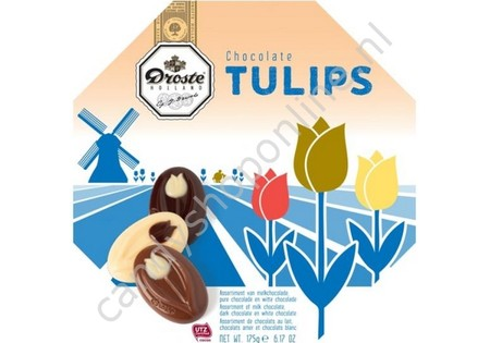 Droste Tulips Selection 175gr.