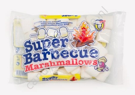 Marshmallow Barbecue White 300gr