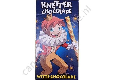 Baronie Knetter Chocolade Sticks