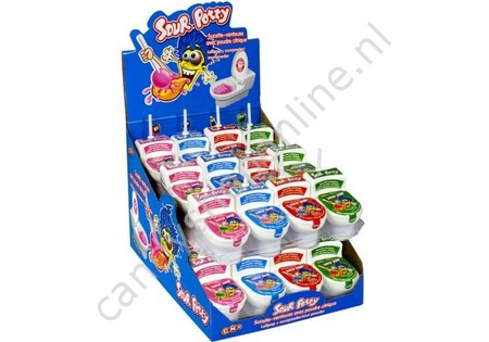 Starsweets Sour Potty 19gr.