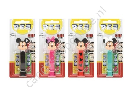 Pez Blister Mickey & Minnie