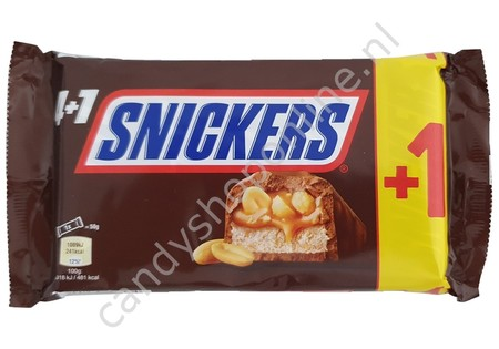 Snickers 5pck 250 gram