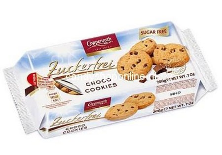 Coppenrath Choco Cookies SV