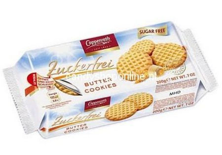 Coppenrath Butter Cookies SV